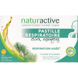 Pastille respiratoire Naturactive
