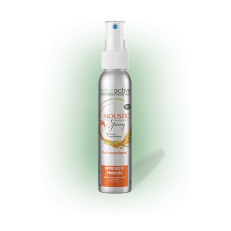 Moustic' Spray Surface Naturactive 100ml