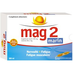 Mag 2 Marin 30  ampoules Cooper