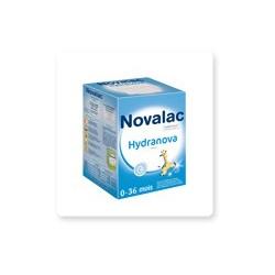 Hydranova soluté de réhydratation orale 10 sachets Novalac