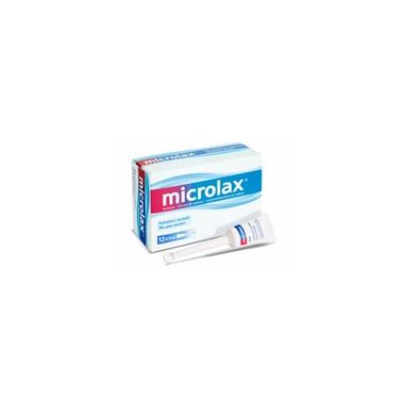 Microlax gel rectal boîte de 4 ou de 12 canules unidoses