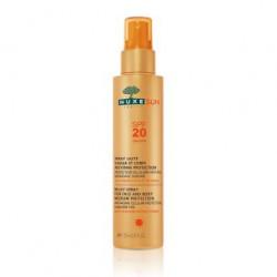 Spray solaire lacté visage et corps SPF 20 NUXE Sun