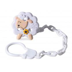 Clip Mouton pour Sucette