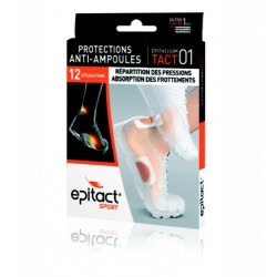 Epithélium Tact 01 Protections anti-ampoules Epitact  Sport