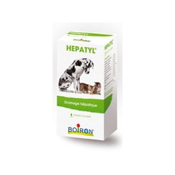 HEPATYL solution buvable 30 ml Boiron