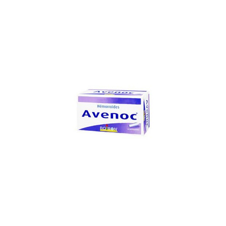 Avenoc Hémorroides suppositoires Boiron