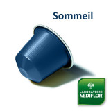 Infusion sommeil capsules Mediflor compatible Nespresso