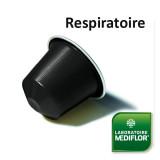 Infusion respiratoire capsules Mediflor compatible Nespresso