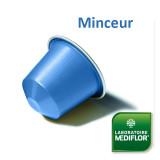 Infusion minceur capsules Mediflor compatible Nespresso