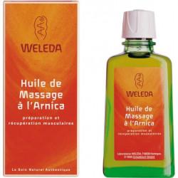 Huile de Massage à l'Arnica  Weleda  Format-200 ml