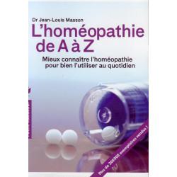 L'Homéopathie de A à Z  Livre du Dr Jean-Louis Masson
