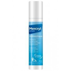 Mercryl spray  antiseptique 50 ml