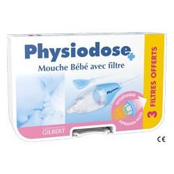 Physiodose Mouche bébé avec embout souple