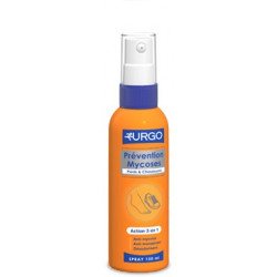 URGO Prévention mycoses spray 150ml
