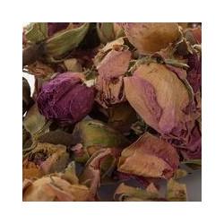 Rose pâle du Maroc boutons 30g