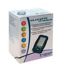 Glucofix Premium Set Autosurveillance Glycémie et Cétonurie