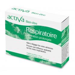 Activa Bien-être Respiratoire à  Libération Prolongée 30 gélules