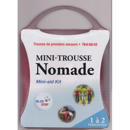 MINI-TROUSSE Nomade Premiers secours HECO-MED
