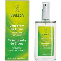 Deodorant au Citrus Weleda