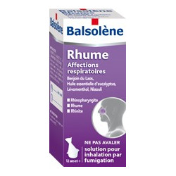 BALSOLENE solution pour inhalations 100ml