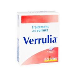 VERRULIA comprimés à sucer bte 60