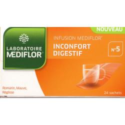 Médiflor n 5 tisane Inconfort digestif