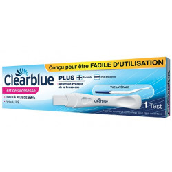 Clearblue Plus Test de Grossesse