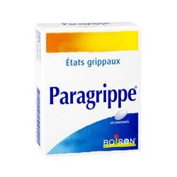 Paragrippe 60 comprimés Boiron