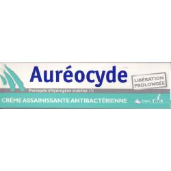 Auréocyde crème assainissante anti bactérienne 15g