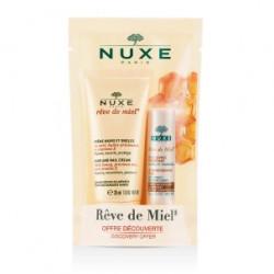 Rêve de Miel Duo crème mains et stick lèvres