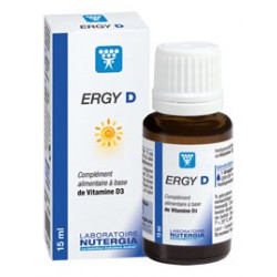 ERGY D solution buvable Nutergia