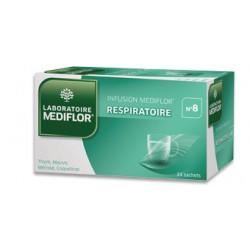 Médiflor n 8 tisane respiratoire