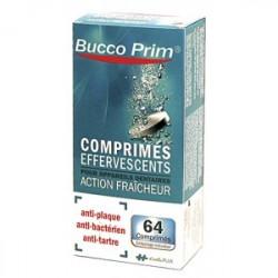 Bucco Prim Comprimés nettoyants effervescents