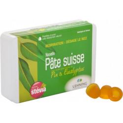Pâte Suisse Pin & Eucalyptus Lehning Pastilles à sucer