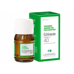 Echinacea Complexe N 40 Lehning solution buvable