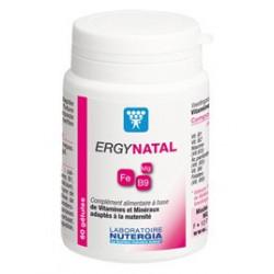 ERGYNATAL 60 gelules Nutergia