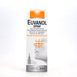 Euvanol solution nasale spray 15ml