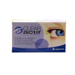 CLEAR-actif à la Luteine et Zéaxanthine 60 gelules