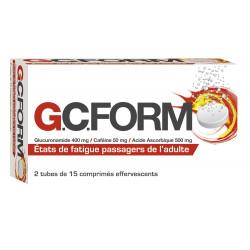 GCForm Cooper 30 comprimés effervescents