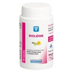 BIOLEINE 50 et 100 gelules Nutergia