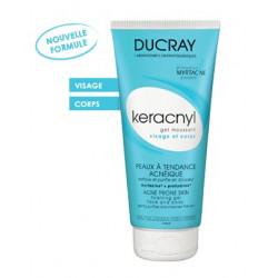 Keracnyl Gel Moussant Ducray 200ml