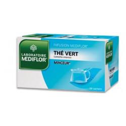 Thé vert  24 sachets Mediflor