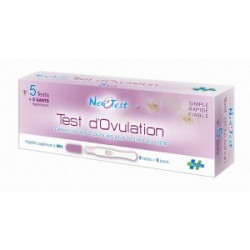 Test d'ovulation New test