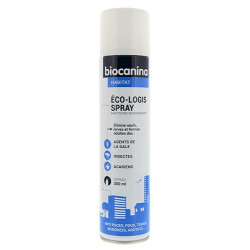 Ecologis spray insecticide  aérosol 300 ml Biocanina