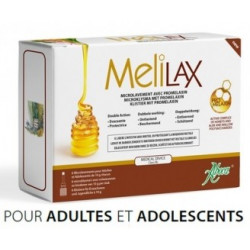 MELILAX 6 microlavements adulte Aboca