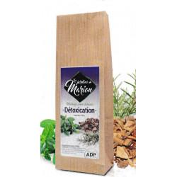 Tisane DETOX  Les Jardins de Marion vrac 150 g