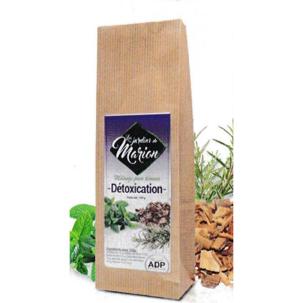 Tisane detox les jardins de marion vrac 150 g for Definition de jardin
