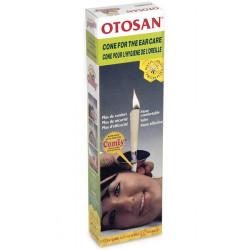 OTOSAN Cone avec applicateur pour l'hygiène de l'oreille