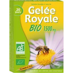 GELEE ROYALE BIO 1500 mg  ampoules Cooper