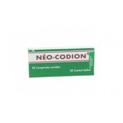 Neocodion comprimés toux sèche